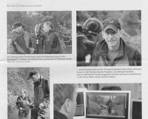 René Häfliger Medien Service / Im Fokus / BS-TV